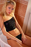 Bathroom Teen Waiting For You - Picture 8