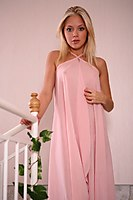 Teen Shows Whats Under Her Dress - Picture 3
