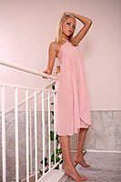Teen Shows Whats Under Her Dress - Picture 5