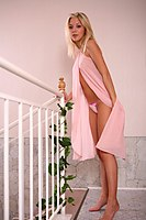Teen Shows Whats Under Her Dress - Picture 6