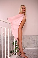 Teen Shows Whats Under Her Dress - Picture 7